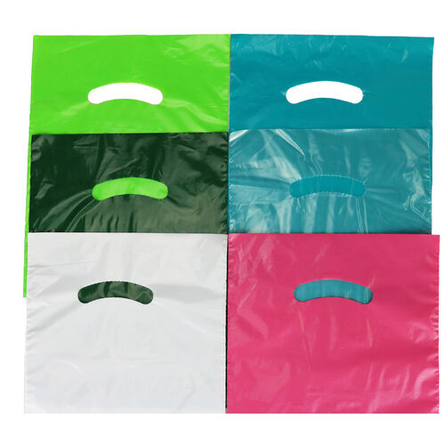 Super Gloss Plastic Bag