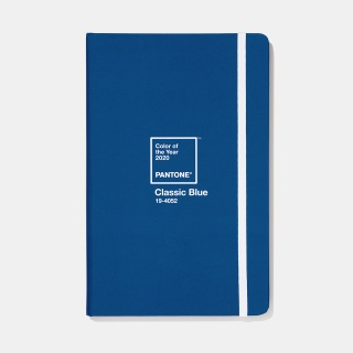Pantone Lifestyle Journal Color Of The Year 2020 Classic Blue 19 4052